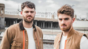 iHeartRadio Music News - The Chainsmokers Share 'World War Joy' Album feat. Blink-182, Kygo & More