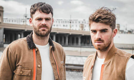 Trending - The Chainsmokers Share 'World War Joy' Album feat. Blink-182, Kygo & More