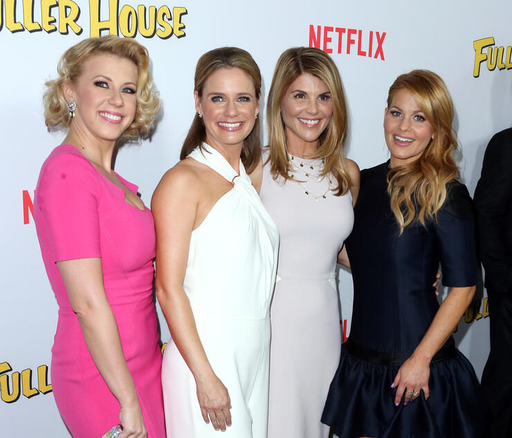 Here's How 'Fuller House' Explained Lori Loughlin's Absence In Season 5 | iHeartRadio
