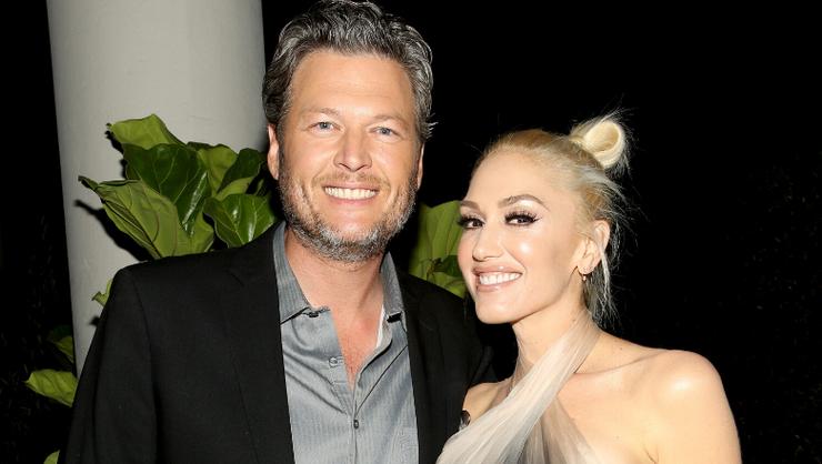 Blake Shelton Says Gwen Stefani Helped Strengthen His Faith In God | iHeartRadio