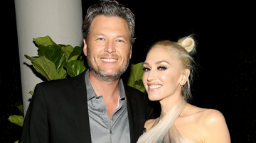 iHeartCountry - Blake Shelton Says Gwen Stefani Helped Strengthen His Faith In God