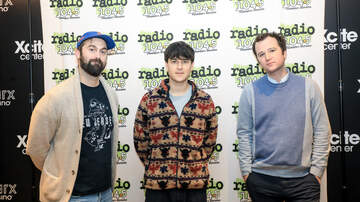 None - Vampire Weekend at our 2019 Movember Gala Meet + Greet Pictures
