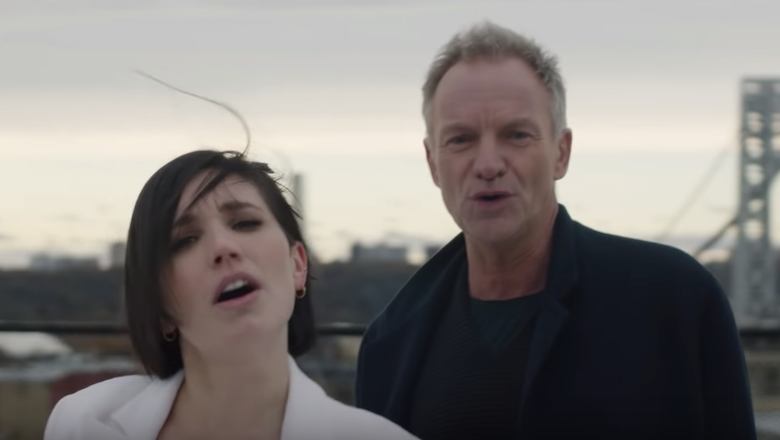 SHAED And Sting Join Forces With Steve Aoki For '2 In A Million'