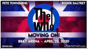 image for The WHO @ BBT Arena