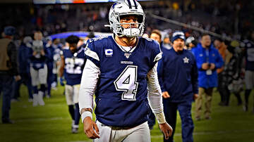 The Herd with Colin Cowherd - Colin Cowherd: Dak Prescott Has Turned into a 'Garbage Time' Specialist