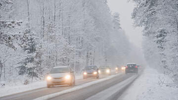 Sos - Americans Think People Don't Drive Safely During Winter