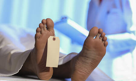 National News - Parents Sue Mississippi Official For Sharing Son's Autopsy Photos