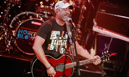 iHeartCountry - Darius Rucker To Perform Pre-Race Concert At 2020 Daytona 500