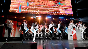 Jingle Ball - BTS Return to the Stage, Kick Off KIIS Jingle Ball With Halsey