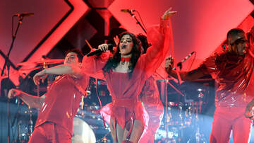 Jingle Ball - Camila Cabello Celebrates the Release of 'Romance' at KIIS Jingle Ball