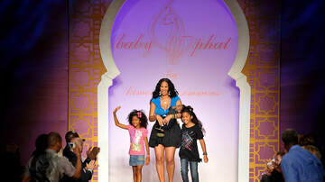 image for Kimora Lee Relaunching Baby Phat With Daughters