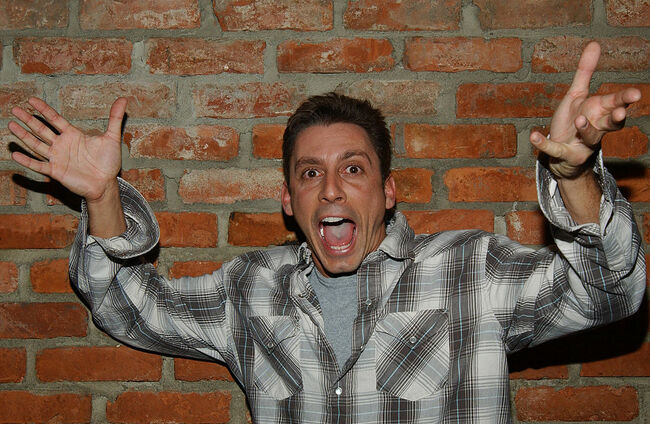 Comedian Lou Santini Performs at The Ice House - January 22, 2004