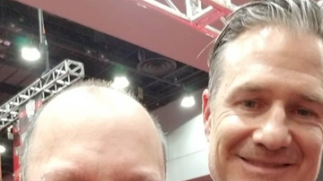 Lance McAlister - Photo gallery: Sports Talk at Redsfest