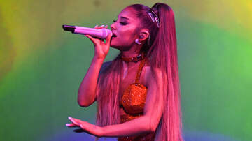 Entertainment News - Ariana Grande Gives New Update On 'Sweetener Tour' Live Album
