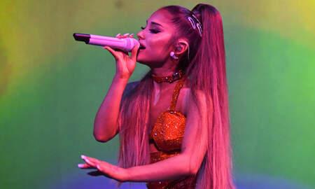 Trending - Ariana Grande Gives New Update On 'Sweetener Tour' Live Album