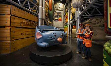 Entertainment News - Disney Is Opening A 'Ratatouille' Ride In Epcot Next Summer