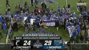 Lance McAlister - Memphis Blues: Bearcats fall to Tigers in American championship game