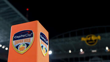 97.3 The Game News - Gators Accept Bid to Orange Bowl, Finish No. 9 in Final CFP Rankings