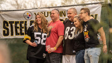 Photos - Steelers Nation Unite Pep Rally