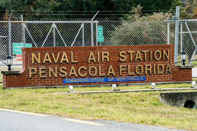 Shooting On Naval Air Station Pensacola Leaves Multiple Dead And Injured