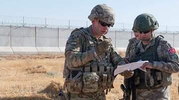 Defense - Pentagon Chief: U.S. Military Completes NE Syria Pullback