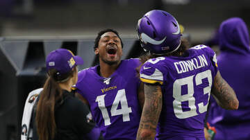 Vikings Blog - After strong Blough debut, Vikes say 'whoa' in win vs. Lions | #KFANVikes