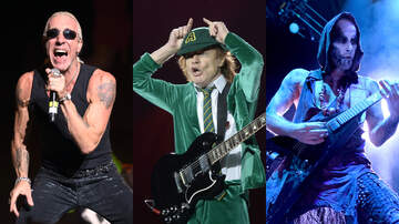 iHeartRadio Music News - Dee Snider, Nergal Positive That There Is A New AC/DC Album Coming