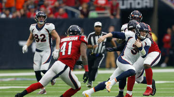 Houston Texans - Broncos Smash Texans In Houston