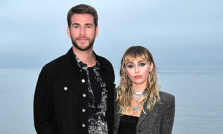 Entertainment News - Miley Cyrus Gets 'Freedom' Tattoo Ahead Of Would-Be Wedding Anniversary