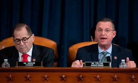 National News - Democrats Make Their Case For Impeachment in 2nd Day of Judiciary Hearings