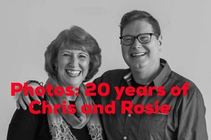 20 Years With Chris & Rosie