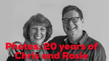 Chris & Rosie - 20 Years With Chris & Rosie