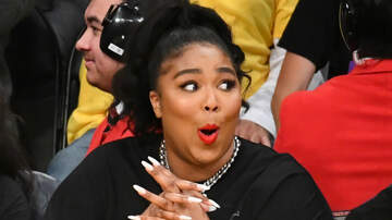Trending - Lizzo Twerks In A Thong Courtside At Lakers Game — See The Pics