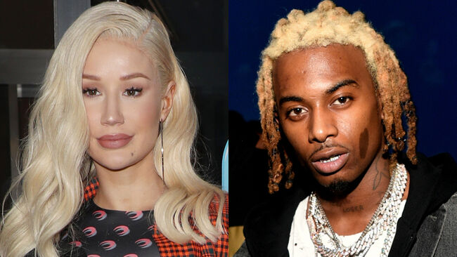 Iggy Azalea Reportedly Expecting First Child With Playboi Carti