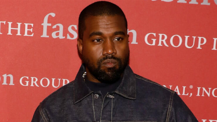 Kanye West Paints His Body Silver For 'Mary' Opera Performance   iHeartRadio
