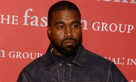 Trending - Kanye West Went Full-On Silver Surfer For His 'Mary' Opera Performance