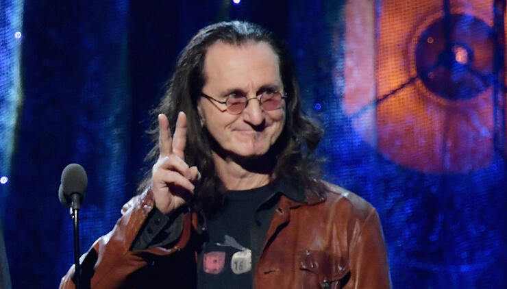 RUSH's Geddy Lee Names His All-Time Favorite Bass Songs | iHeartRadio