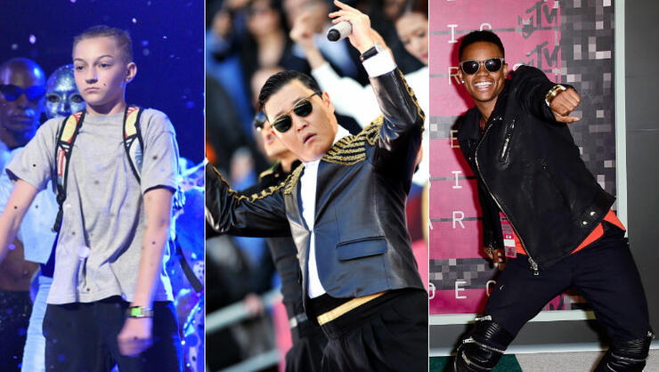 A Decade Of Viral Dancing: Gangnam Style, The Floss & More From The 2010s   iHeartRadio