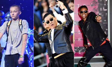 Trending - A Decade Of Viral Dancing: Gangnam Style, The Floss & More From The 2010s