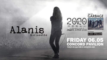 image for Alanis Morissette At Concord Pavillion
