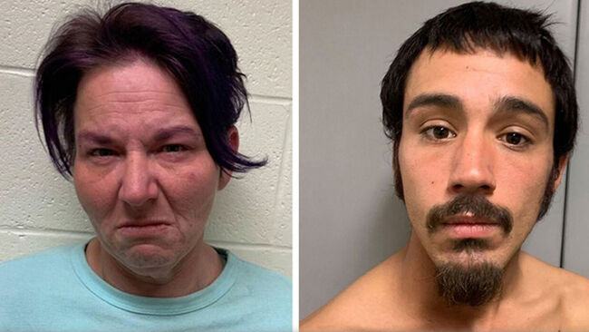 Marie Bennett, 40 and Joseph Betancourt, 24