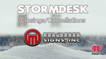 Stormdesk - CLOSINGS/CANCELLATIONS (12-10 to 12-14)