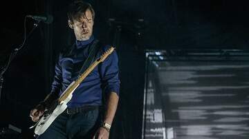 iHeartRadio Music News - Radiohead's Ed O'Brien Is Going On A Solo Tour For The First Time Ever