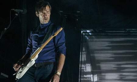 Trending - Radiohead's Ed O'Brien Is Going On A Solo Tour For The First Time Ever
