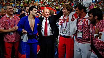 FOX Sports Radio - World Anti-Doping Agency Bans Russia, Putin From 2020 Summer Olympics