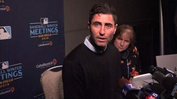 Darren Smith and Marty - MLB Winter Mtgs: Preller on Pham, Profar, Payroll & Catching situation