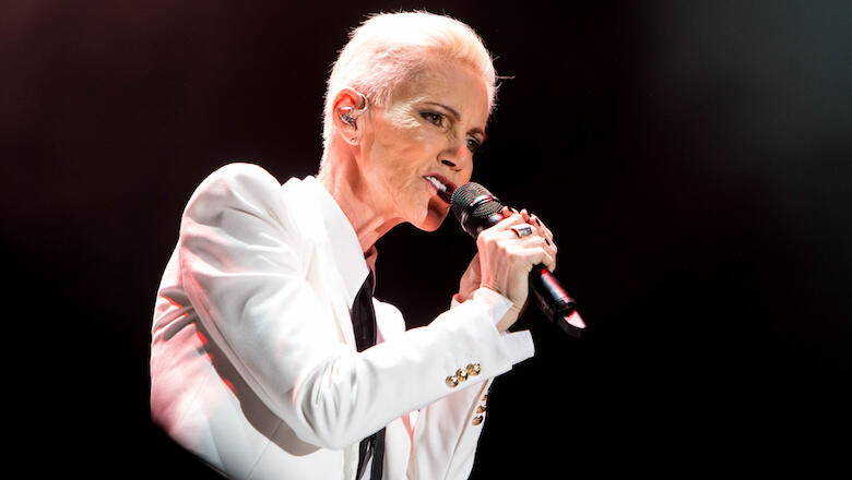 'It Must Have Been Love' Singer Marie Fredriksson Dead At 61