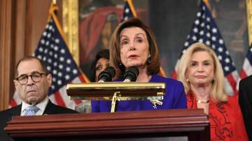Houston's Morning News - PODCAST: Pelosi clinches 2020 for Trump? POTUS has some UFC backup