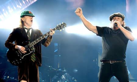 Rock News - AC/DC's 'Back In Black' Album Gets Certified 25-Times Platinum