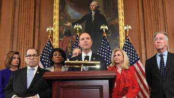 Politics - House Democrats Unveil Two Articles of Impeachment Against President Trump